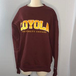 Loyola University Chicago Champion Sweatshirt